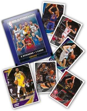2020-2021 PANINI NBA STICKER AND CARD COLLECTION - Hiányzó matricák