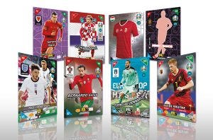UEFA EURO 2020™ Adrenalyn XL™ 2021 Kick Off - EURO TOP MASTERS -