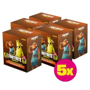 FORTNITE Official Trading Card Collection SERIES 2 - MEGA BOX Bundle